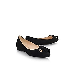 Nine West - Black 'Simily' flat pumps
