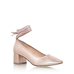 KG Kurt Geiger - Grey 'Treacle' high heel sandals