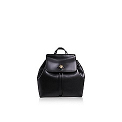 Anne Klein - Black 'Tavi' backpack handbag with shoulder straps