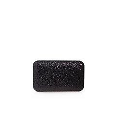 Carvela - Black 'Dance' clutch bag
