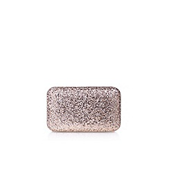Carvela - Yellow 'Dance' clutch bag