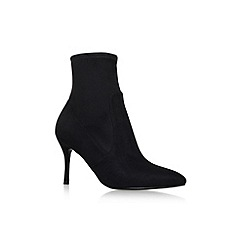 Nine West - Black 'Cadence2' high heel ankle boots