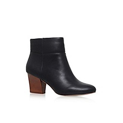 Nine West - Black 'Caseylu3' high heel ankle boots
