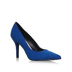 Nine West - Blue flagship high heel court shoes