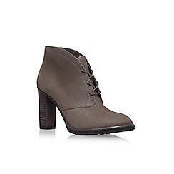 Vince Camuto - Grey 'Lehanna' high heel ankle boots