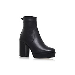 Carvela - Black 'Sweden' high heel ankle boots