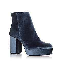 Carvela - Grey 'Sweden' high heel ankle boots