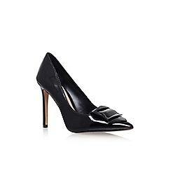 Vince Camuto - Black 'Nancita' high heel court shoes