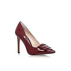 Vince Camuto - Red 'Nancita' high heel court shoes