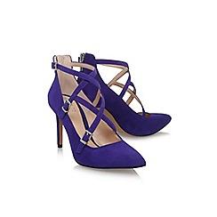 Vince Camuto - Blue 'Neddy' high heel sandals