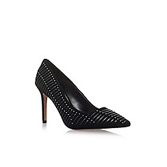Vince Camuto - Black 'Narissa' high heel court shoes