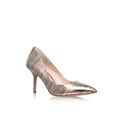 Vince Camuto - Metal 'Salest' high heel court shoes