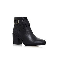 Vince Camuto - Black 'Cecanne' high heel ankle boots