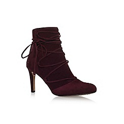 Vince Camuto - Red 'Chenai' high heel ankle boot