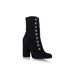 Vince Camuto - Black 'Teisha' high heel ankle boots