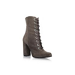 Vince Camuto - Grey 'Teisha' high heel ankle boots