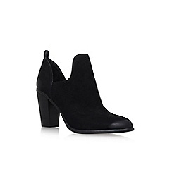 Vince Camuto - Black 'Federa' high heel ankle boots
