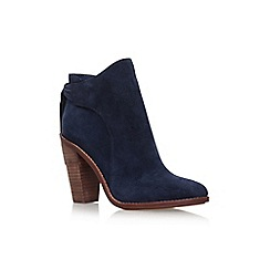 Vince Camuto - Blue 'Linford' high heel ankle boots