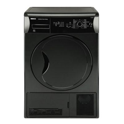 Beko Appliances\Tumble Dryer/Condenser Freestanding Dcu7230B - . -