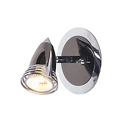 Litecraft - Gemini Titanium Single Spotlight
