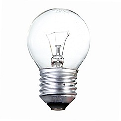 Litecraft - Pack of 30 60w ES Golf Ball Clear Light Bulbs