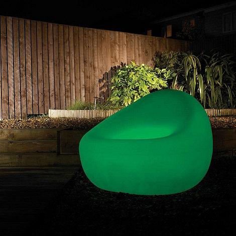 Litecraft - Green CFL Illuminated Tub Chair