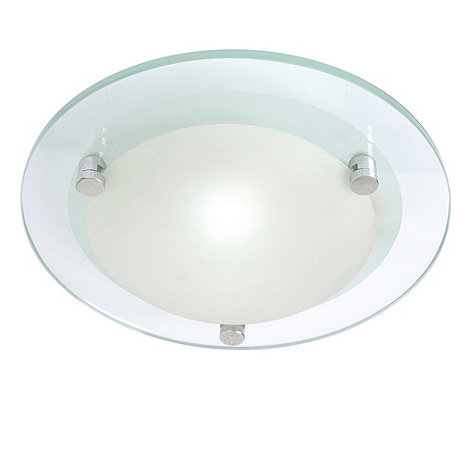 Litecraft - Lacunaria large flush ceiling light