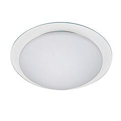 Litecraft - Aida double glass flush ceiling light