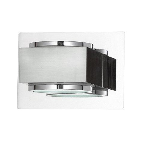 Litecraft - Valina Chrome Single Bathroom Wall Light