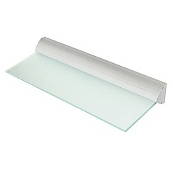 Litecraft - Mensola 8w 450mm Fluorescent shelf light