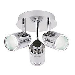Litecraft - Hugo 3 Light Bathroom Spotlight
