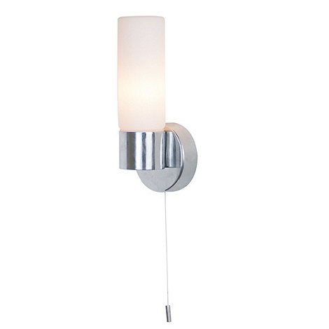 Litecraft - Roma Chrome bathroom wall light