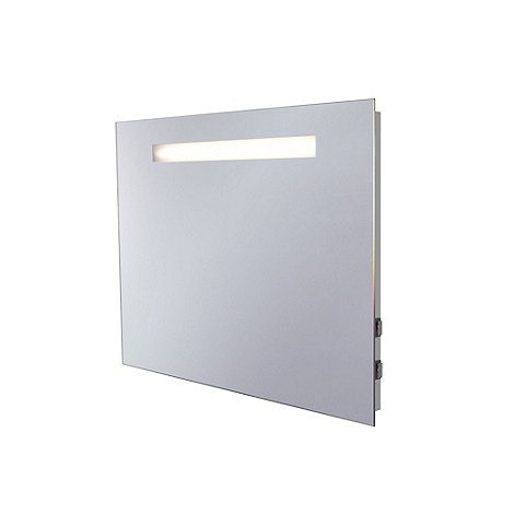 Litecraft - Lusso Fluorescent Backlighting Bathroom Mirror Light