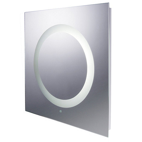 Litecraft - Larvre Sensor Bathroom Mirror Wall Light