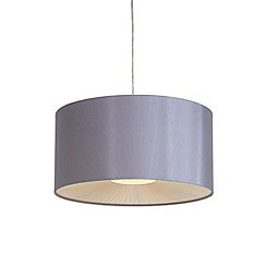 Litecraft - Small Ribbon Shade - Grey
