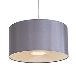 Litecraft - Large Ribbon Shade - Grey