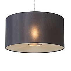 Litecraft - Large Ribbon Shade - Black