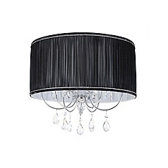 Litecraft - L'amour Easy Fit Shade - Black