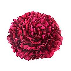 Litecraft - Venus round Pink cushion