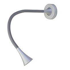 Litecraft - Philips 1 Light LED Bendy Task Lamp - Grey