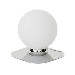 Litecraft - Philips ecomoods Chrome table lamp -