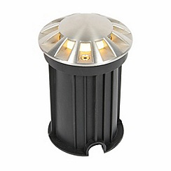 Litecraft - Outdoor Terra 1 Light Drive Over Recessed Light - Diecast Aluminium