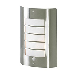 Litecraft - Severn Slatted PIR Outdoor Wall Light