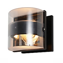 Litecraft - Stour Curved Outdoor Wall Light
