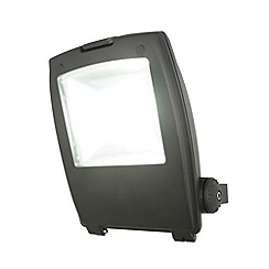 Litecraft - Hodder 50W LED Slimline Floodlight - Anthracite