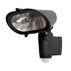 Litecraft - Trent 300W Halogen PIR Floodlight