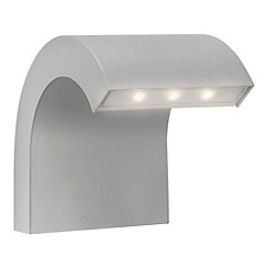 Litecraft - Philips MyGarden Riverbank LED Wall Light - Grey