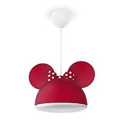 Litecraft - Philips Disney Minnie Mouse kid's ceiling pendant light