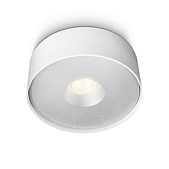 Litecraft - Philips Ledino Syon LED Flush White ceiling light
