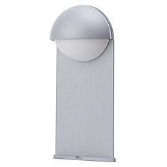 Litecraft - Reno Outdoor Pedestal Light - Grey